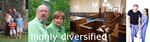 Highly Diversified